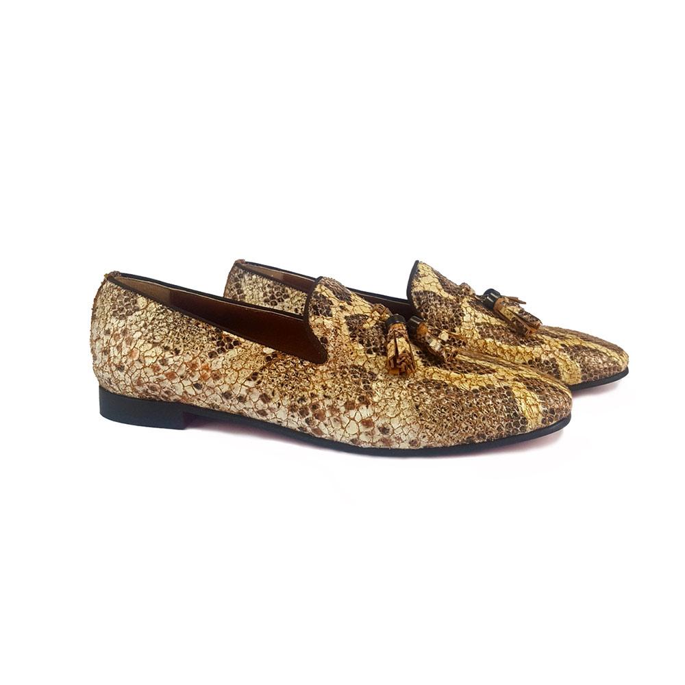 Python slipper SANTOS special