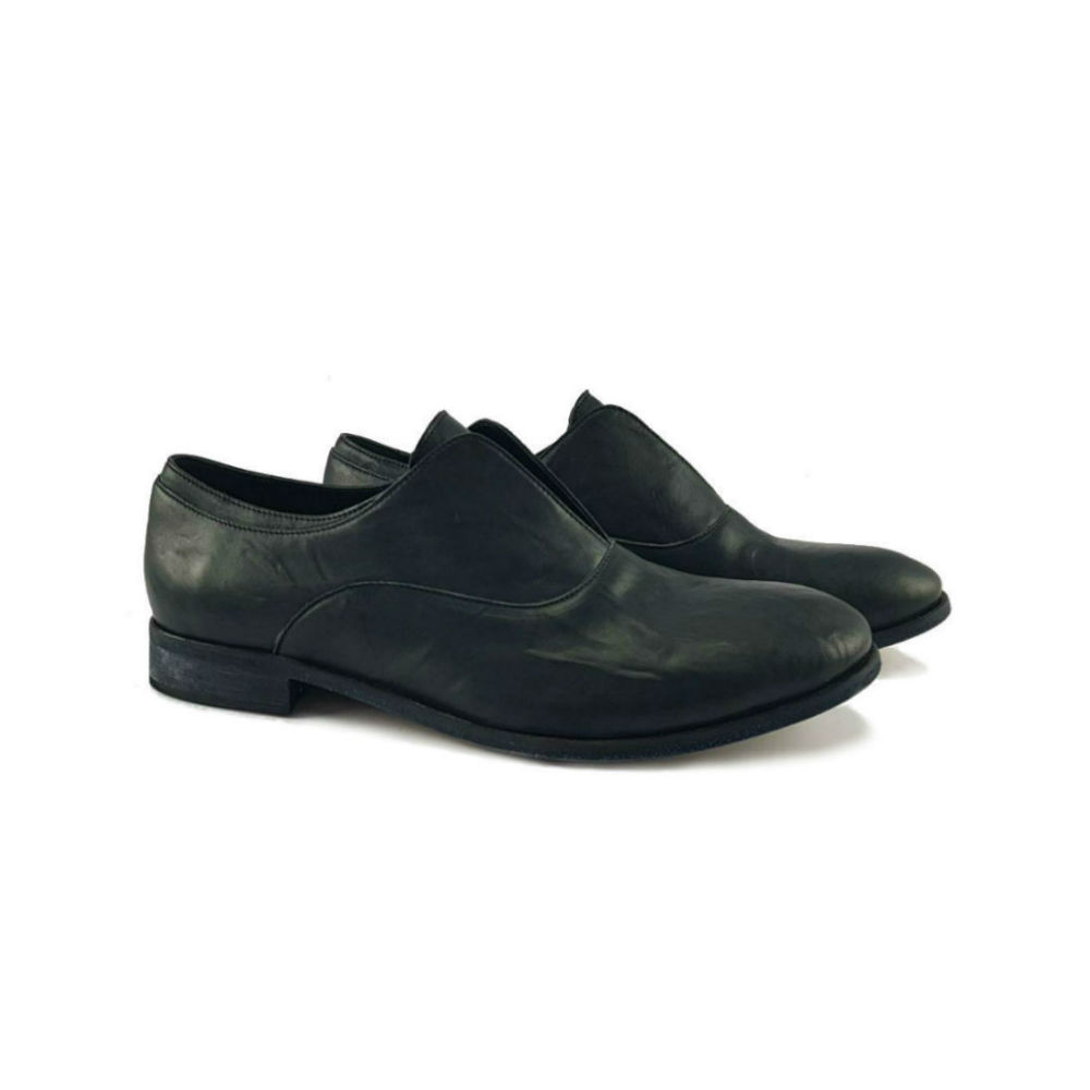 Men's brogues without laces JOSE FREE